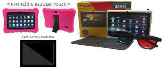 A touch kids tablet image 1