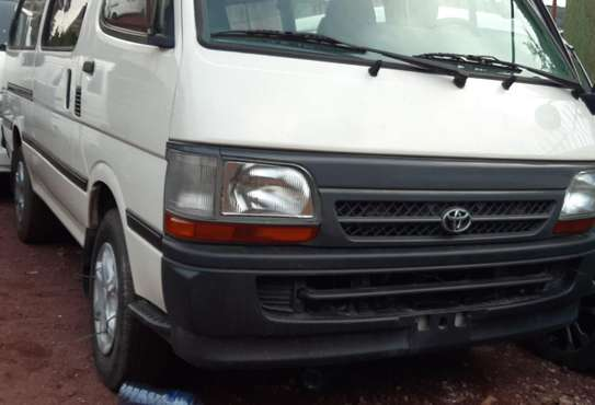 2004 Model-Toyota Hiace 5L