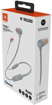 Jbl T110bt true bass Bluetooth earphone