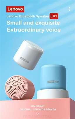 Lenovo Bluetooth Speaker L01 image 1
