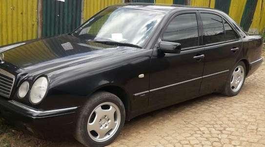 1997 Model-Mercedes Benz image 1