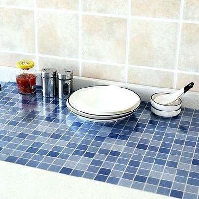 Kitchen Tool Kitchen Bathroom Self-adhesive Wall Paper