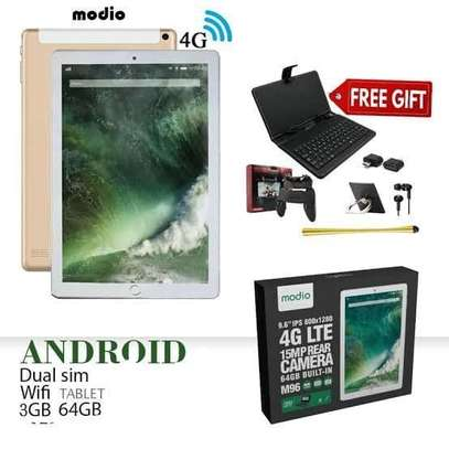 ?Modio tablet with keyboard image 1