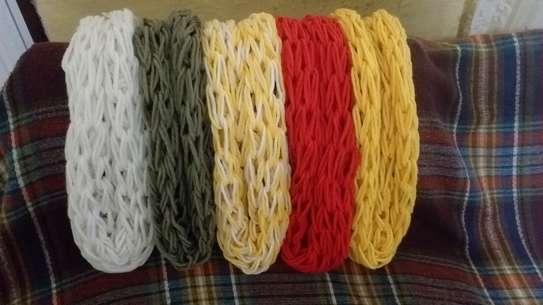 Hand made women's scarfs