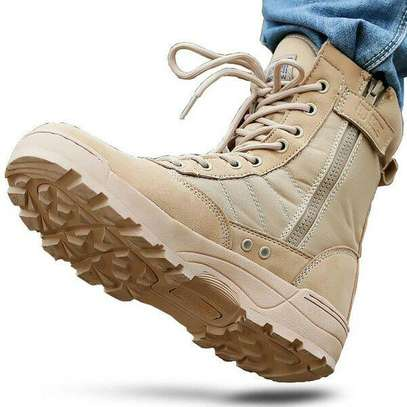 S.W.A.T BOOTS image 1