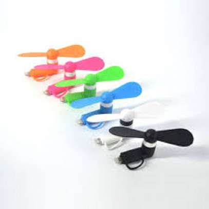 USB Smart Fan Android And iPhone image 4