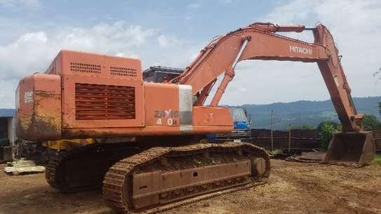 2008 Model Excavator Hitachi
