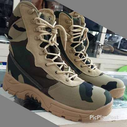 Swat Military Shoes