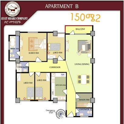 145 Sqm Apartments For Sale image 2
