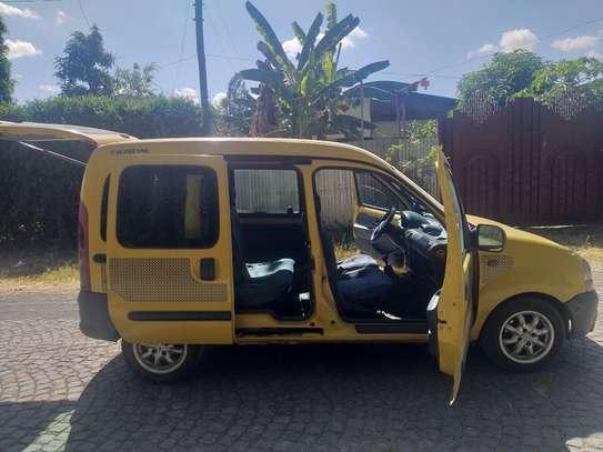 1998 Model-Renault Kangoo image 2