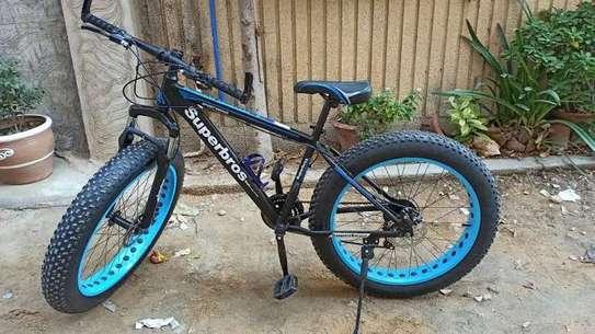 Big Tyre Bike image 1