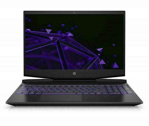 New coming!!! ✅✅Hp pavilion power gamingIntel core i5 with Octa-core processor 8th generation image 2