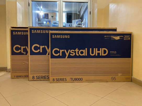 65'' Samsung Crystal TV ( Flat ) image 1