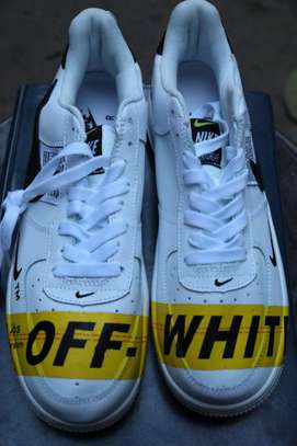 Nike Off White Shoes image 1