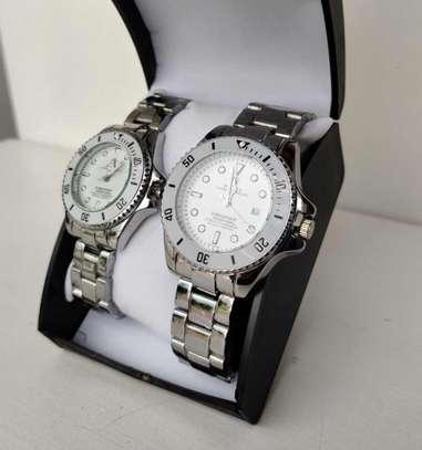 Rolex Couple Watch (Valentine Gift) image 7