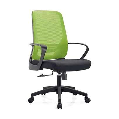 Green Comfortable Office Chair
