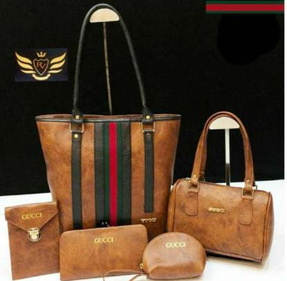Gucci  5 Pcs Combo Bag