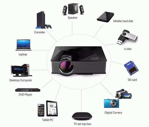 UNIC PROJECTOR image 1
