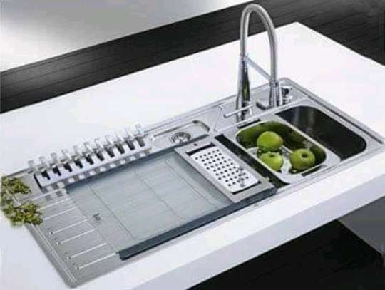 Hibernian Kitchen Mixer