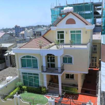 Large Ground plus two house for Rent @ Summit Giorgis