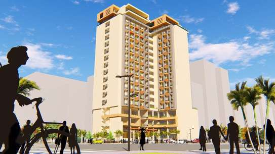 Apartment For Sale @ Bole Medhanialem image 1