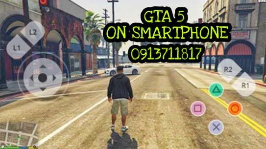 GTA 5 ON SMARTPHONE