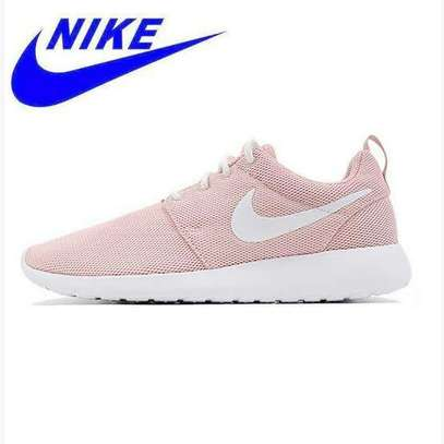 Nike Rosche Shoes(Pink/White) image 1