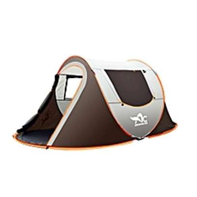 Full-Automatic Instant Unfold Rain-Proof Tent image 1