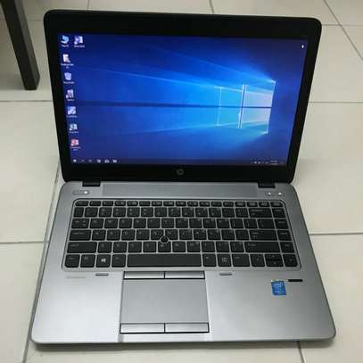 Hp elite book core i7 6th touch screen laptop image 1