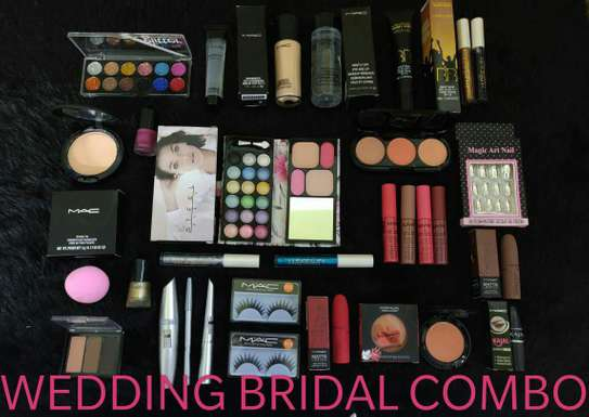 Wedding Bridal Combo