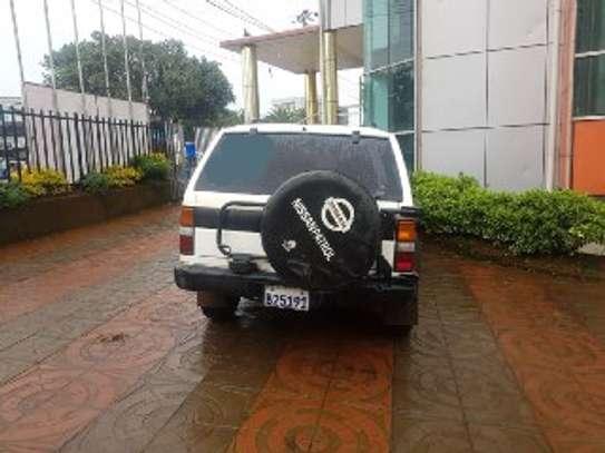 1995 Model Nissan Patrol image 3