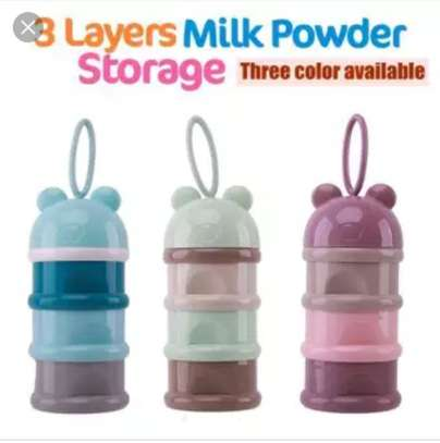 Milk Powder and Solid Food Dispenser Container image 2