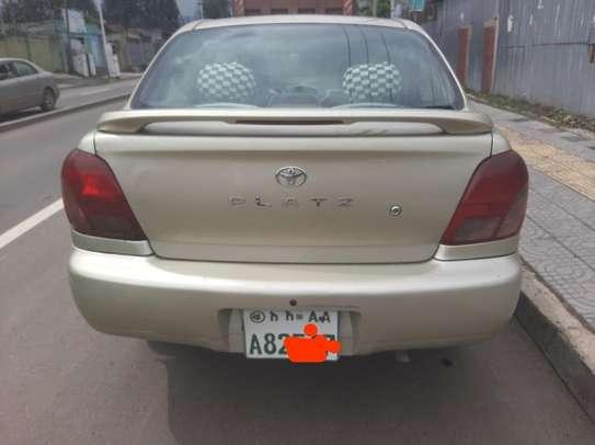 2001 Model-Toyota Platz