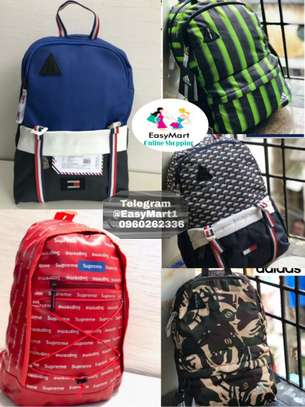 Assorted Colors Brand Backpacks