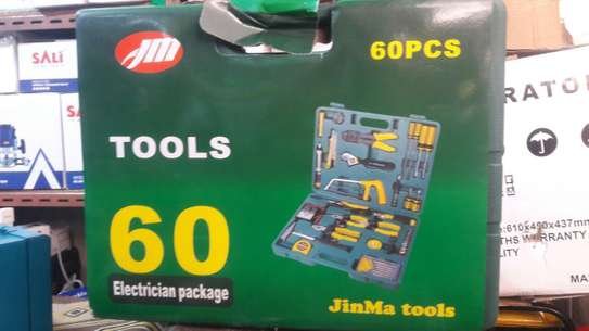 Electrical Tools Package( 60 Pcs)