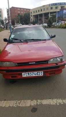 1991 Model Toyota Weyane DX