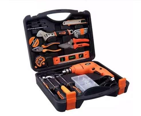 Finder Tool Box