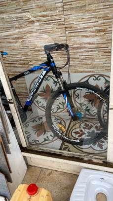 Brand New Format Bike