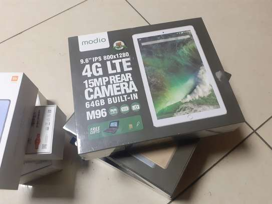 MODIO M96 tablet image 2