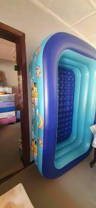 Rectangular Swimming Pool For Kids image 1