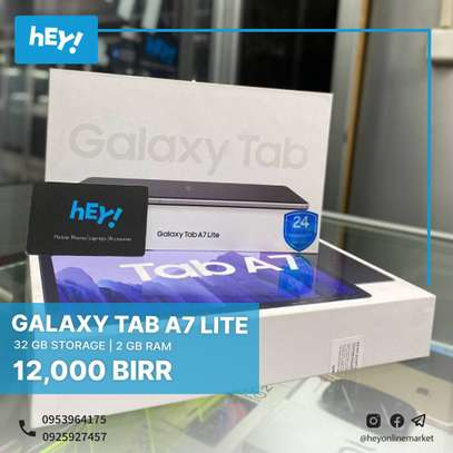 Galaxy Tab A7lite image 1