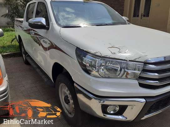 2019 Model Toyota Hilux Double Cab