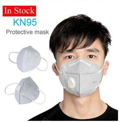 KN-95 Face Mask (Available only in Bulk) image 1