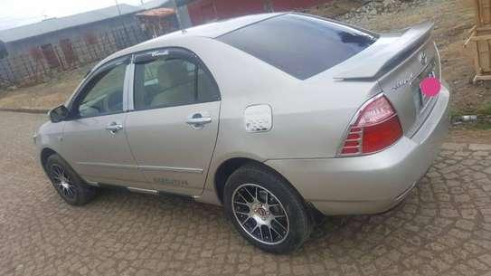 2005 Model Toyota Corolla image 3