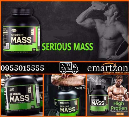 Optimum Nutrition Serious Mass Powder