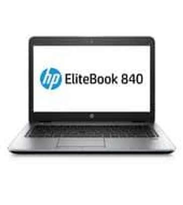 Hp elightbook  840 G3 sliver 500GB 4GB ram Brand new  Price 19000 image 1