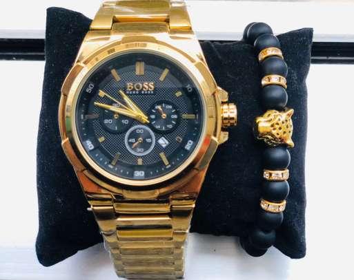 Hugo Boss Men's Watch image 3