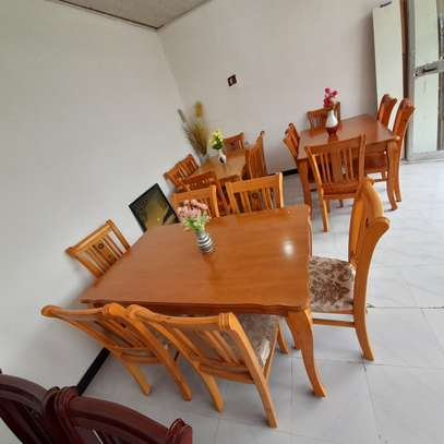 Alpha Furniture Dining Table 6 set image 3