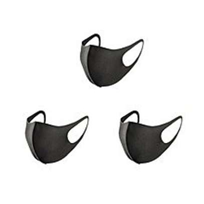 3pcs Anti Dust Face Cover Mouth Dust Mask Mouth Cover Winter Mask Sponge