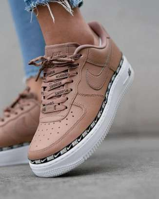 Air Force 1 Swoosh Shoes image 1